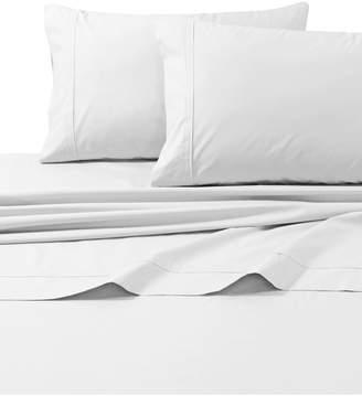 Tribeca Living 300 Thread Count Cotton Percale Extra Deep Pocket Twin XL Sheet Set