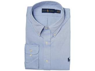 Polo Ralph Lauren Standard Fit Poplin Dress Shirt