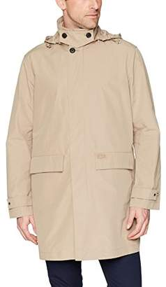 Lacoste Men's Taffeta Raincoat Jacket