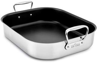 """All-Clad 13\""""x16\"""" Nonstick Large Roaster"""