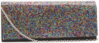 Mackenzie Multicolor Crystal Evening Bag