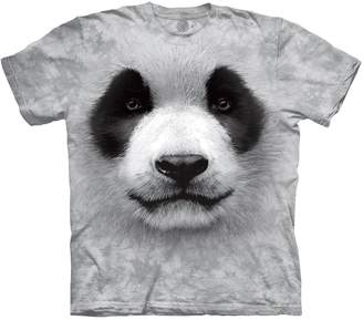 The Mountain Men's Big Face Panda T-Shirt