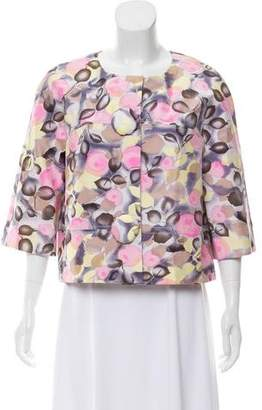 Manoush Silk Printed Jacket w/ Tags