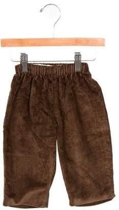 Oscar de la Renta Boys' Corduroy Straight-Leg Pants