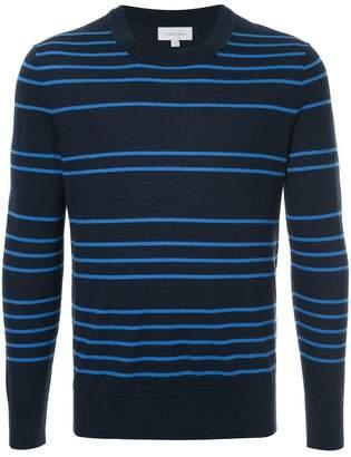 CK Calvin Klein soft stripe jumper