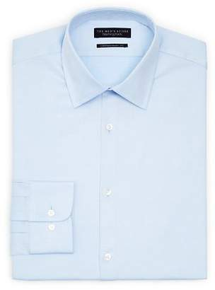 Bloomingdale's The Men's Store at Textured Solid Dress Shirt - Regular Fit - 100% Exclusive