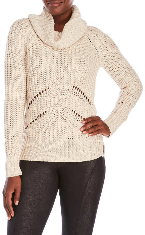 love by design Cowl Neck Sweater