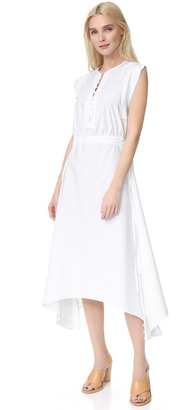 Derek Lam Sleeveless Dress $1,295 thestylecure.com