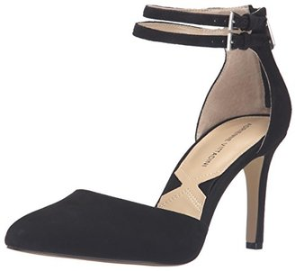 Adrienne Vittadini Footwear Women's Nolia Dress Pump $39.99 thestylecure.com