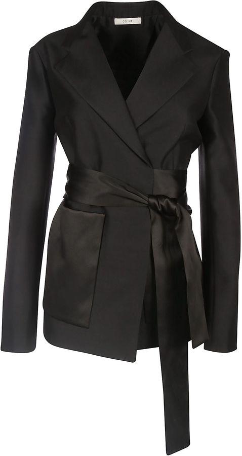 CelineCeline Belted Coat