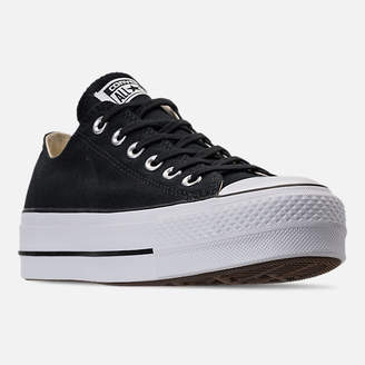 Converse Women's Chuck Taylor All Star Lift Low Casual Shoes