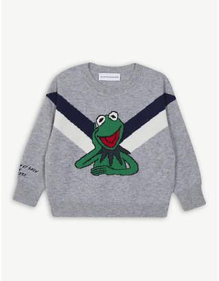 Sandro The Muppet Show x wool jumper