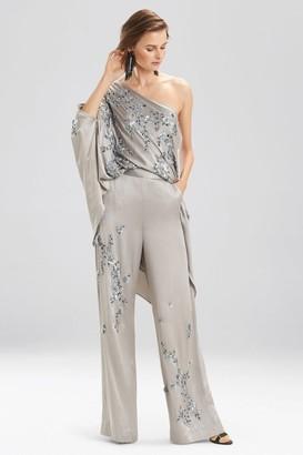 Natori Couture Floral Pants