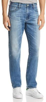AG Jeans Graduate Slim Straight Fit Jeans in 16 Years Pluma