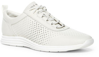 Cole Haan OriginalGrand Sport Perforated Sneaker $230 thestylecure.com