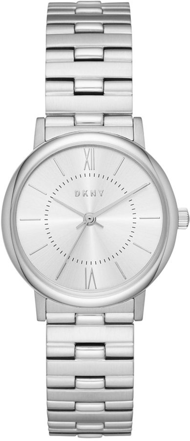 DKNY DKNY Women's Willoughby Stainless Steel Bracelet Watch 28mm NY2547