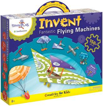 Creativity For Kids Invent Fantastic Flying Machines
