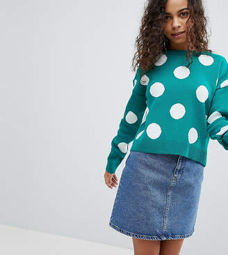 Asos Jumper With Spots