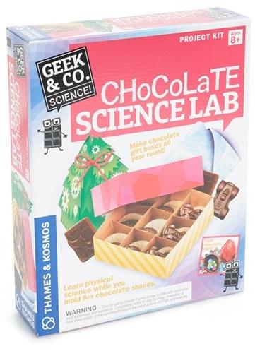 Girl's Thames & Kosmos Chocolate Science Lab Kit