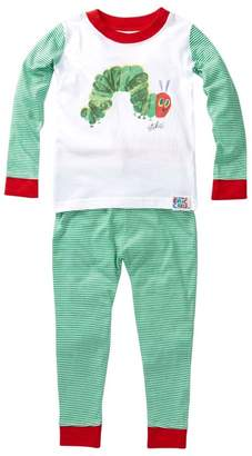 Intimo The World of Eric Carle Hungry Caterpillar Pajama Set