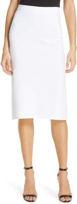 Diane von Furstenberg Darcey Pleat Back Skirt