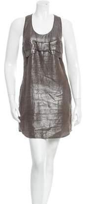 Nomia Metallic Dress
