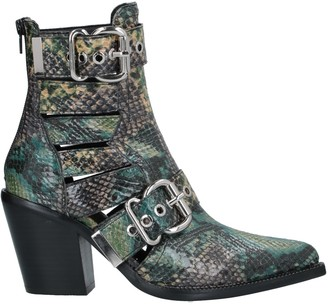Jeffrey Campbell Ankle boots - Item 11721462PJ