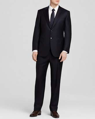Canali Firenze Regular Fit Suit $1,695 thestylecure.com