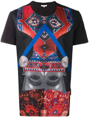 Les Benjamins graphic printed T-shirt