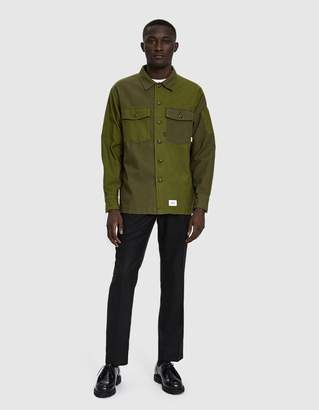 Wtaps Buds 01 Button Up Shirt