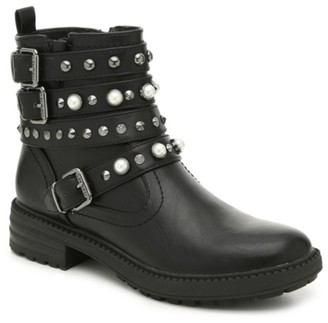 G by Guess Groovi Motorcycle Bootie