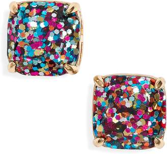 Kate Spade Small Square Stud Earrings