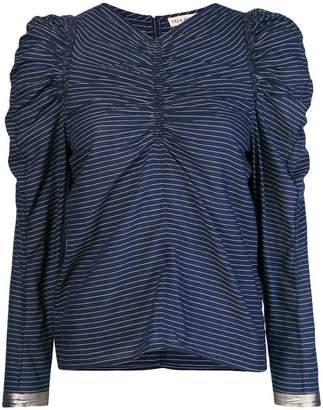 Ulla Johnson posey lurex blouse