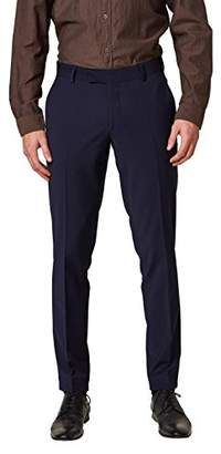 Esprit Men's 998eo2b800 Suit Trousers,(Manufacturer Size: 106)
