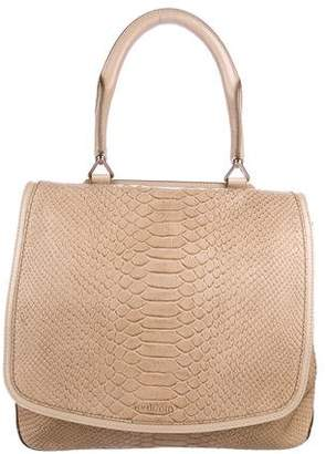 Givenchy Embossed Lai Shoulder Bag