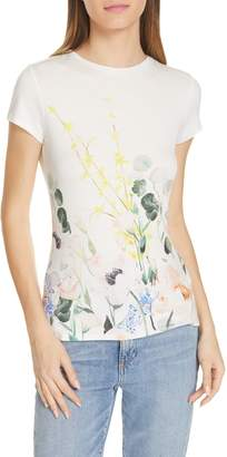 Ted Baker Bobiiee Elegance Fitted Tee
