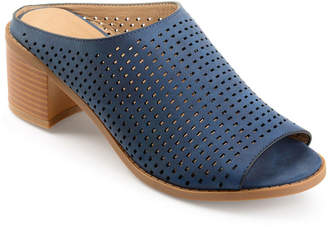 Journee Collection Ziff Womens Mules