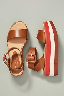 Anthropologie Paloma Barcelo Platform Sandals