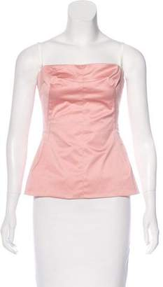Dolce & Gabbana Sleeveless Woven Top