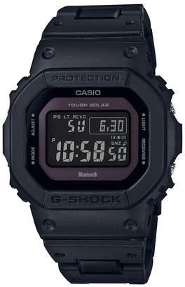 G-Shock Men's Digital Black Composite Strap Watch