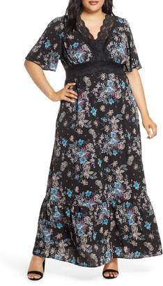 Kiyonna Daydream Maxi Dress