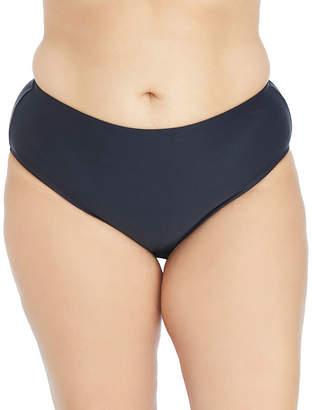 ST. JOHN'S BAY Hipster Swimsuit Bottom-Plus