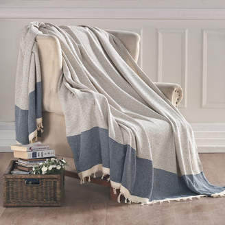 Aldo Trent Austin Design Turkish Cotton Throw Blanket