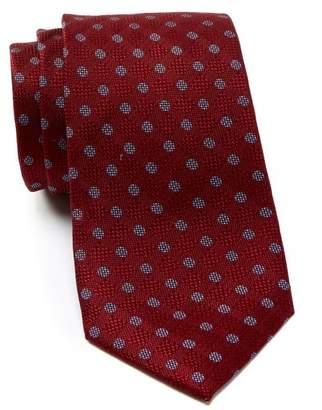 Vince Camuto Protaso Dot Silk Tie