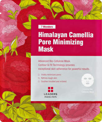 Leaders 7 Wonders Himalayan Camellia Pore Minimizing Sheet Mask $6 thestylecure.com