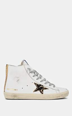 Golden Goose Women's Francy Leather Sneakers - White