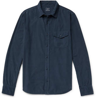 SAVE KHAKI UNITED Cotton-Corduroy Shirt