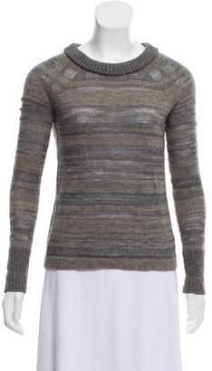Inhabit Lightweight Scoop Neck Sweater