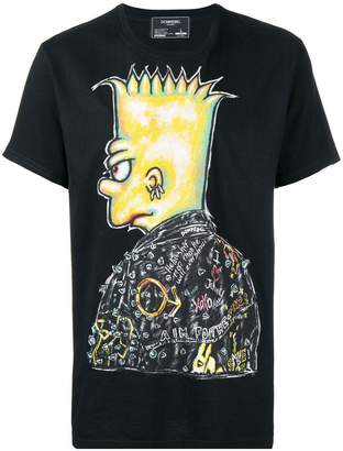 Dom Rebel Bart Simpson T-shirt