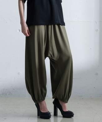 Calvin Klein (カルバン クライン) - Calvin Klein women 【2017AW新作 / ストレッチ】ソフトストレッチ パンツ(C)FDB